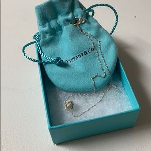 Tiffany Twist Knot Pendant
